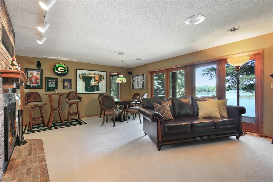 Real Estate Photography - 970 Brave Dr, Somerset, WI, 54025 - Lower Level
