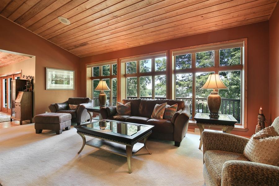 Real Estate Photography - 970 Brave Dr, Somerset, WI, 54025 - Living Room