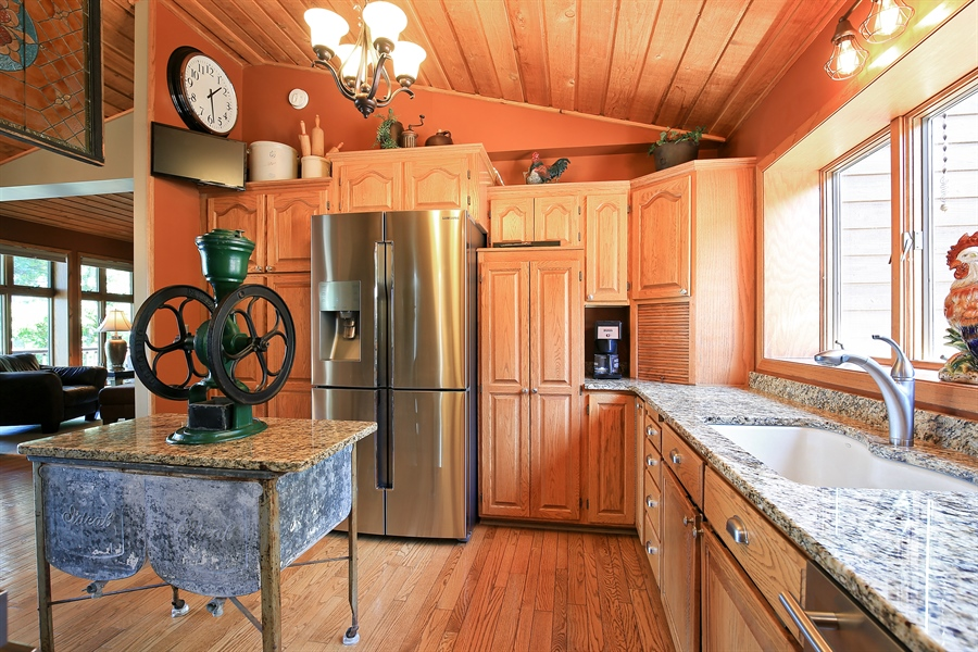 Real Estate Photography - 970 Brave Dr, Somerset, WI, 54025 - Kitchen
