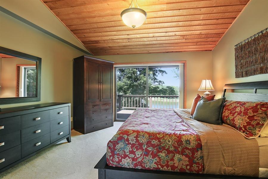 Real Estate Photography - 970 Brave Dr, Somerset, WI, 54025 - Master Bedroom