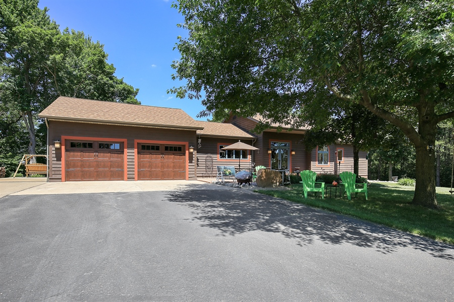 Real Estate Photography - 970 Brave Dr, Somerset, WI, 54025 - Front View
