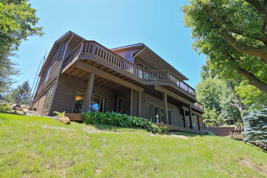 Real Estate Photography - 970 Brave Dr, Somerset, WI, 54025 - Rear View