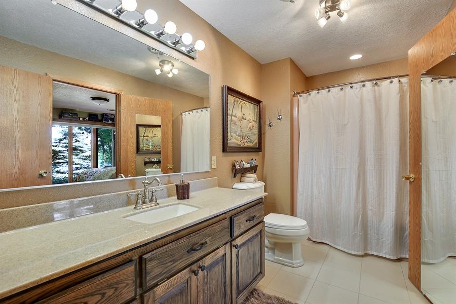 Real Estate Photography - 970 Brave Dr, Somerset, WI, 54025 - Bathroom