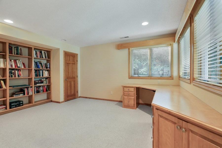 Real Estate Photography - 5040 Malibu Drive, Edina, MN, 55436 - 2nd Bedroom