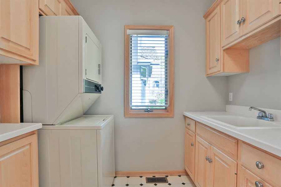 Real Estate Photography - 5040 Malibu Drive, Edina, MN, 55436 - Mudroom