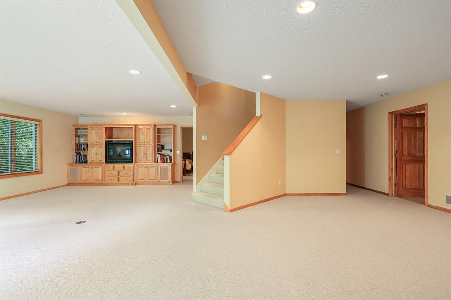 Real Estate Photography - 5040 Malibu Drive, Edina, MN, 55436 - Basement