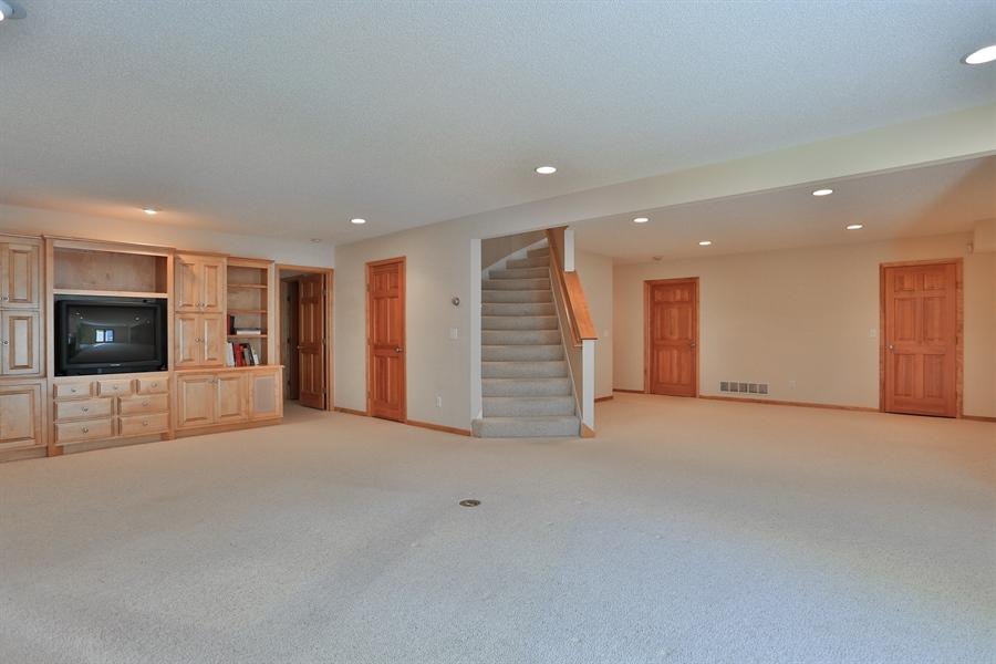Real Estate Photography - 5040 Malibu Drive, Edina, MN, 55436 - Basement