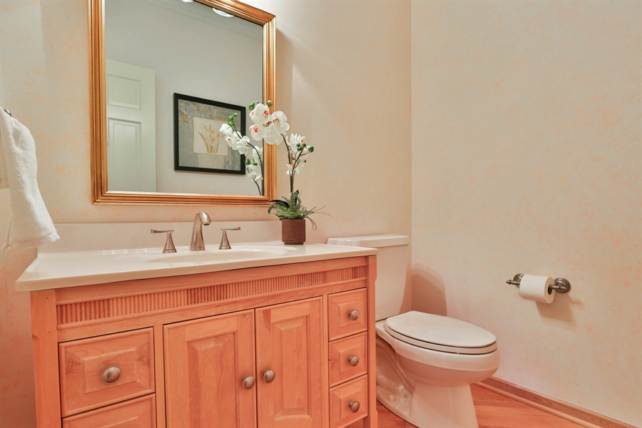 Real Estate Photography - 5040 Malibu Drive, Edina, MN, 55436 - Bathroom