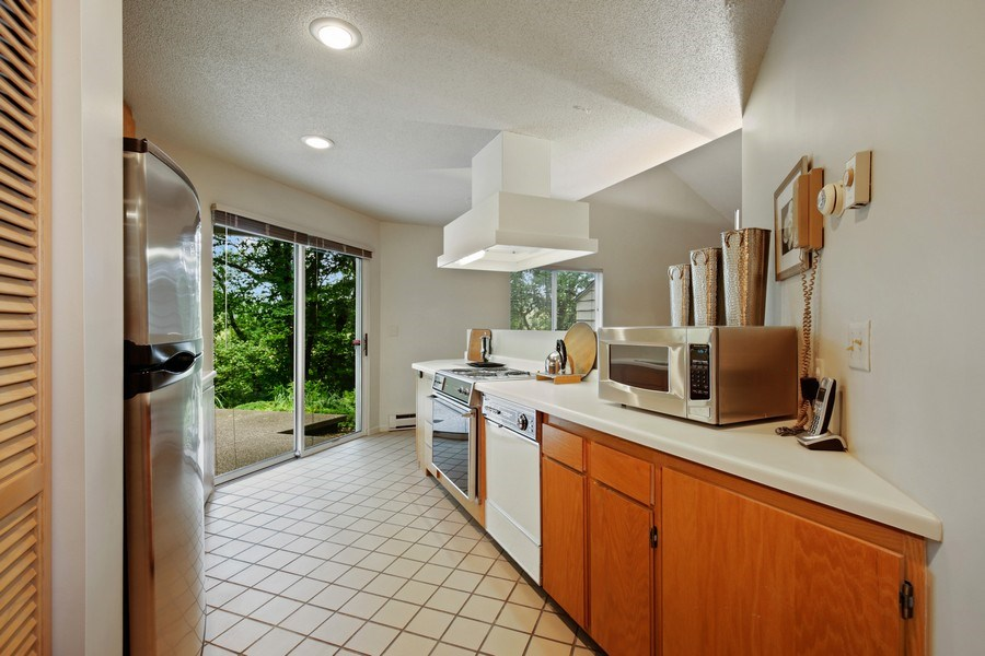 Real Estate Photography - 5655 Juneau Ln N, Plymouth, MN, 55446 - Kitchen