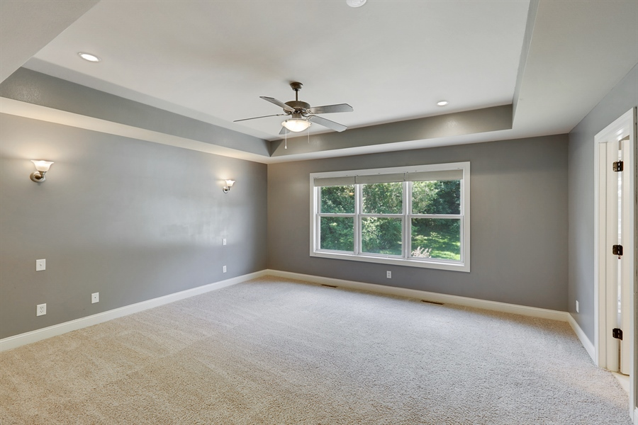 Real Estate Photography - 5569 Cannondale Ct, Red Wing, MN, 55066 - Master Bedroom