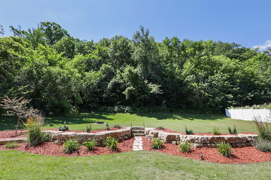 Real Estate Photography - 5569 Cannondale Ct, Red Wing, MN, 55066 - Back Yard