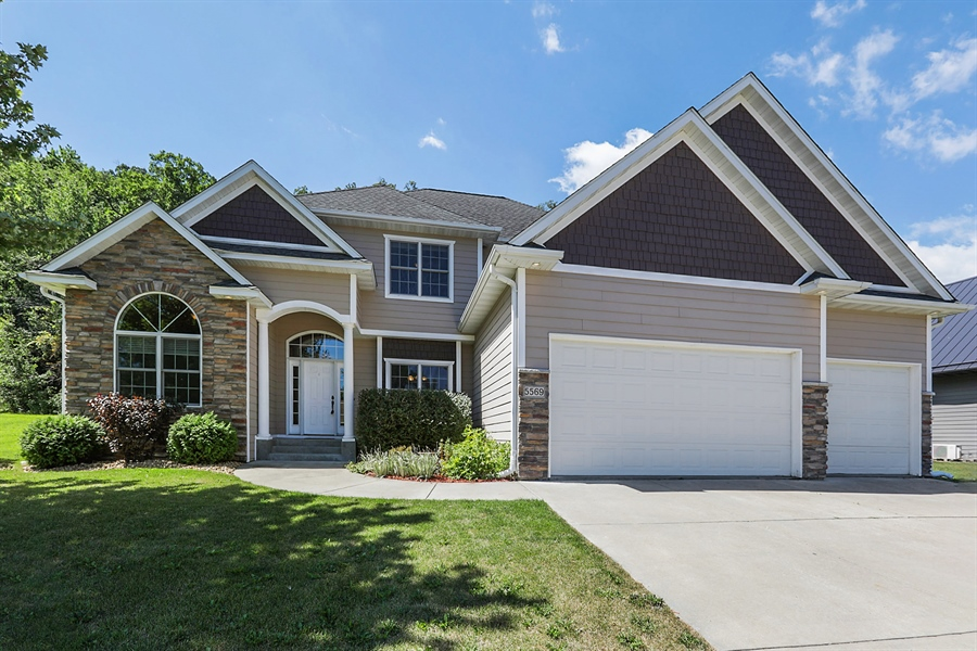 Real Estate Photography - 5569 Cannondale Ct, Red Wing, MN, 55066 - Front View