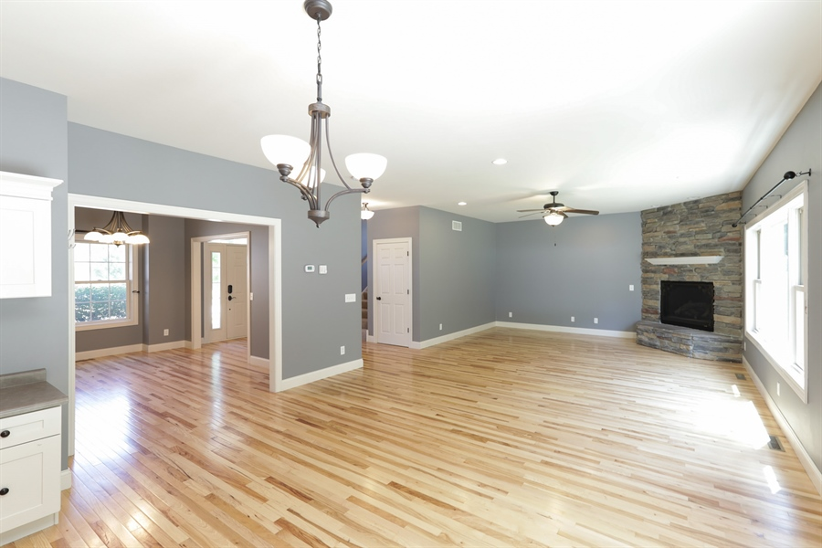Real Estate Photography - 5569 Cannondale Ct, Red Wing, MN, 55066 - Living Room / Dining Room