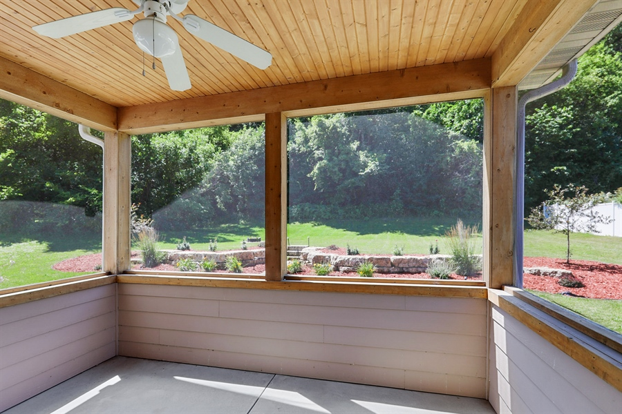 Real Estate Photography - 5569 Cannondale Ct, Red Wing, MN, 55066 - Sun Room
