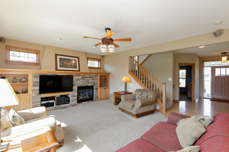 Real Estate Photography - 14247 209th St. N., Scandia, MN, 55073 - Living Room