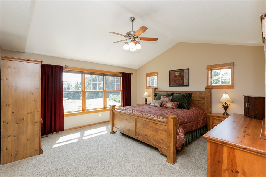 Real Estate Photography - 14247 209th St. N., Scandia, MN, 55073 - Master Bedroom