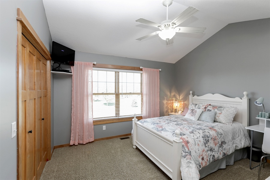 Real Estate Photography - 14247 209th St. N., Scandia, MN, 55073 - 3rd Bedroom