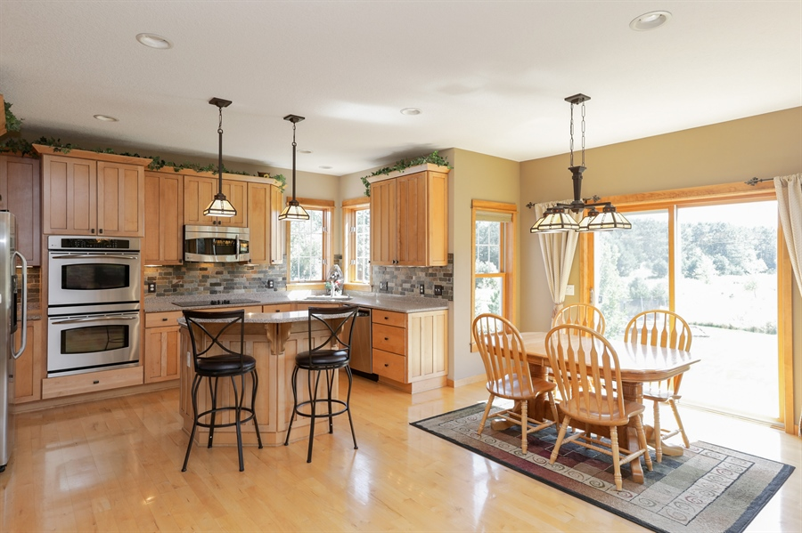Real Estate Photography - 14247 209th St. N., Scandia, MN, 55073 - Kitchen