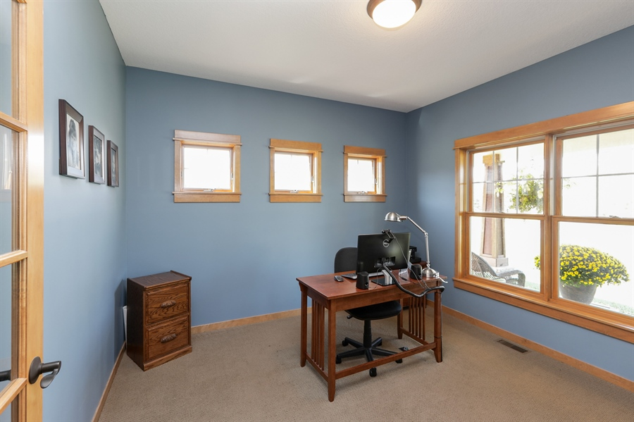 Real Estate Photography - 14247 209th St. N., Scandia, MN, 55073 - Office