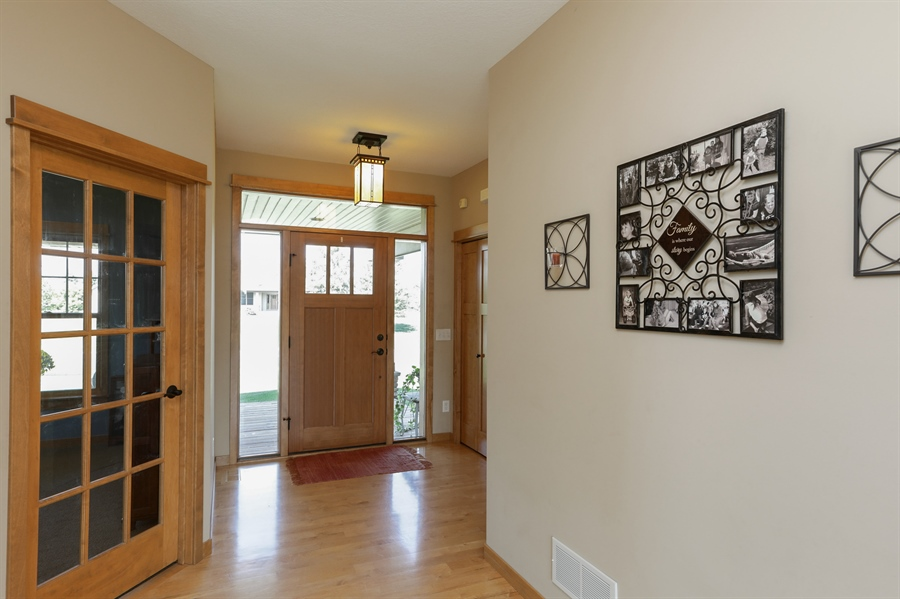 Real Estate Photography - 14247 209th St. N., Scandia, MN, 55073 - Entryway
