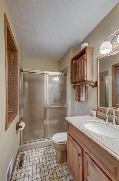 Real Estate Photography - 12529 Danbury Way, Rosemount, MN, 55068 - Master Bathroom