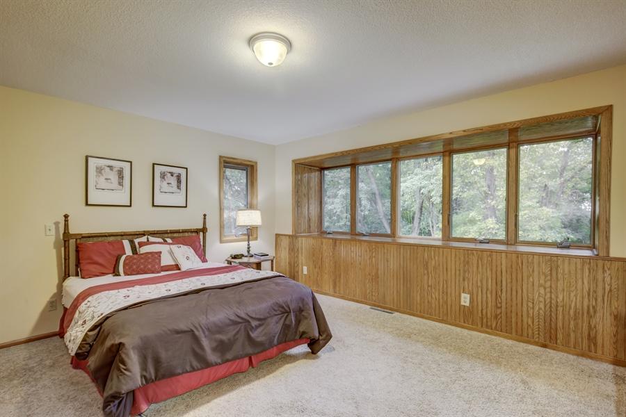 Real Estate Photography - 12529 Danbury Way, Rosemount, MN, 55068 - Master Bedroom