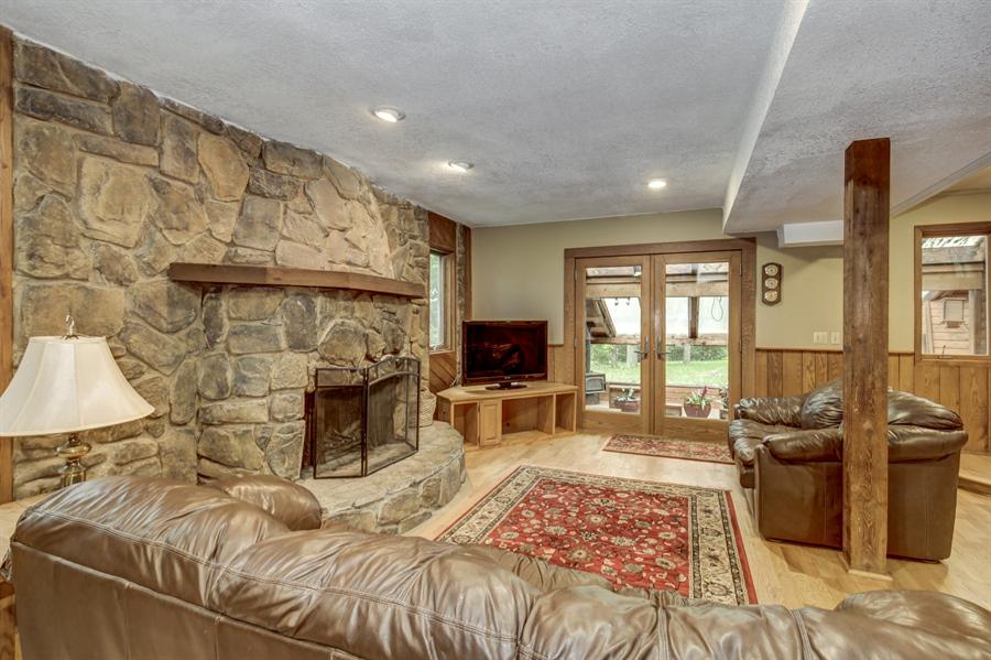 Real Estate Photography - 12529 Danbury Way, Rosemount, MN, 55068 - Family Room