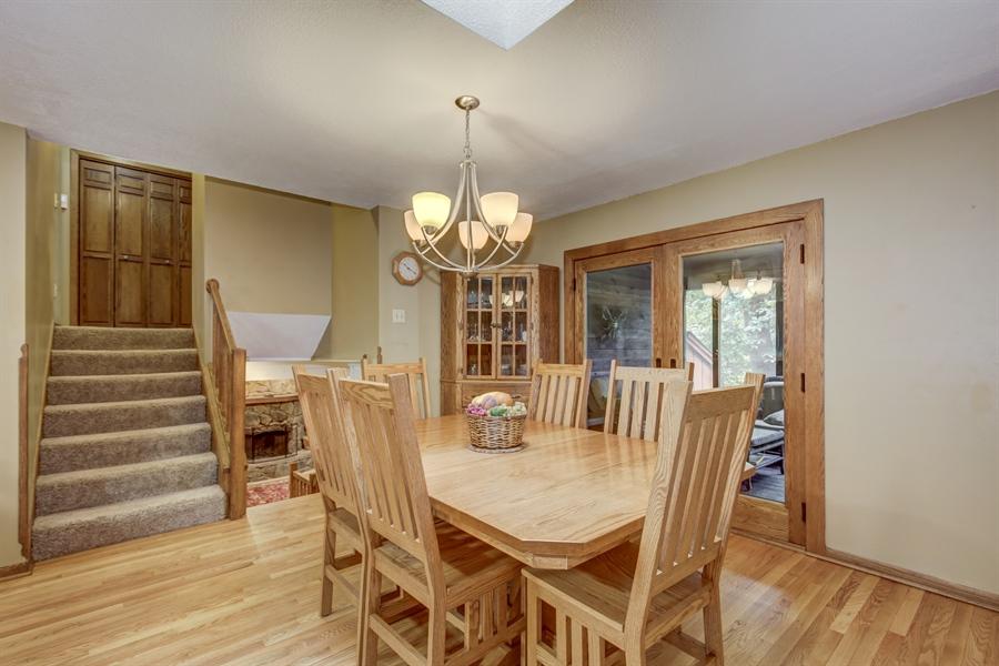 Real Estate Photography - 12529 Danbury Way, Rosemount, MN, 55068 - Dining Area