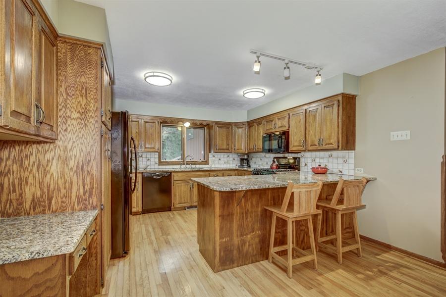 Real Estate Photography - 12529 Danbury Way, Rosemount, MN, 55068 - Kitchen