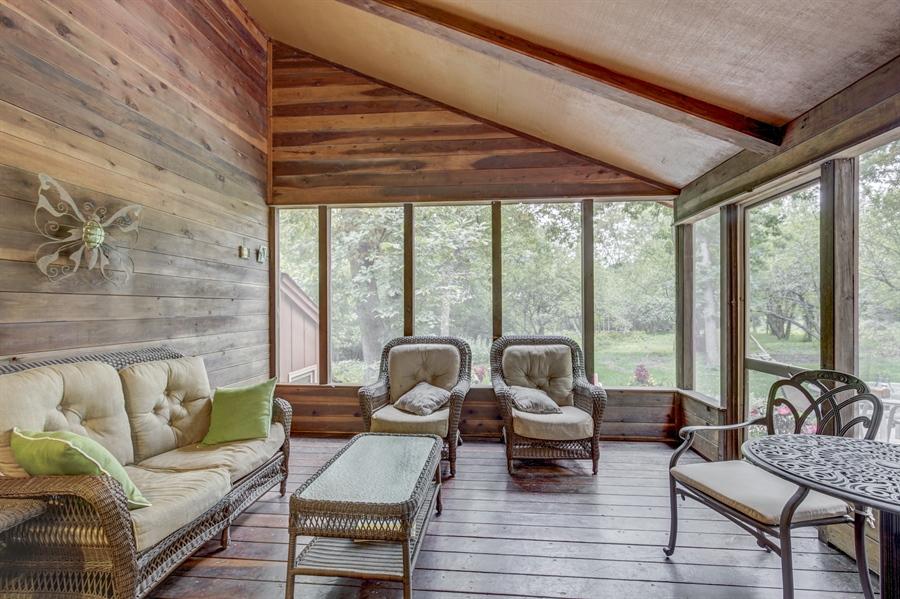 Real Estate Photography - 12529 Danbury Way, Rosemount, MN, 55068 - Porch