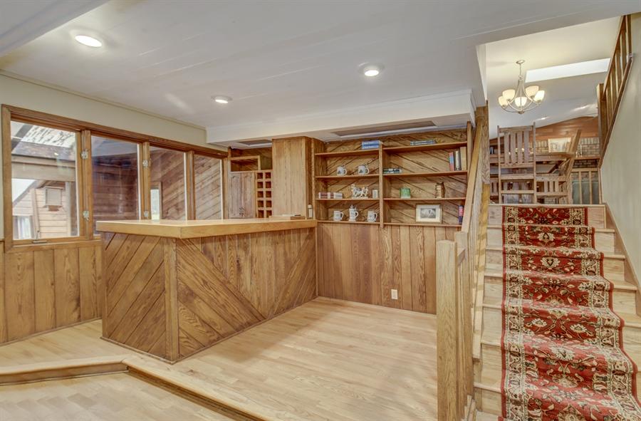 Real Estate Photography - 12529 Danbury Way, Rosemount, MN, 55068 - Bar