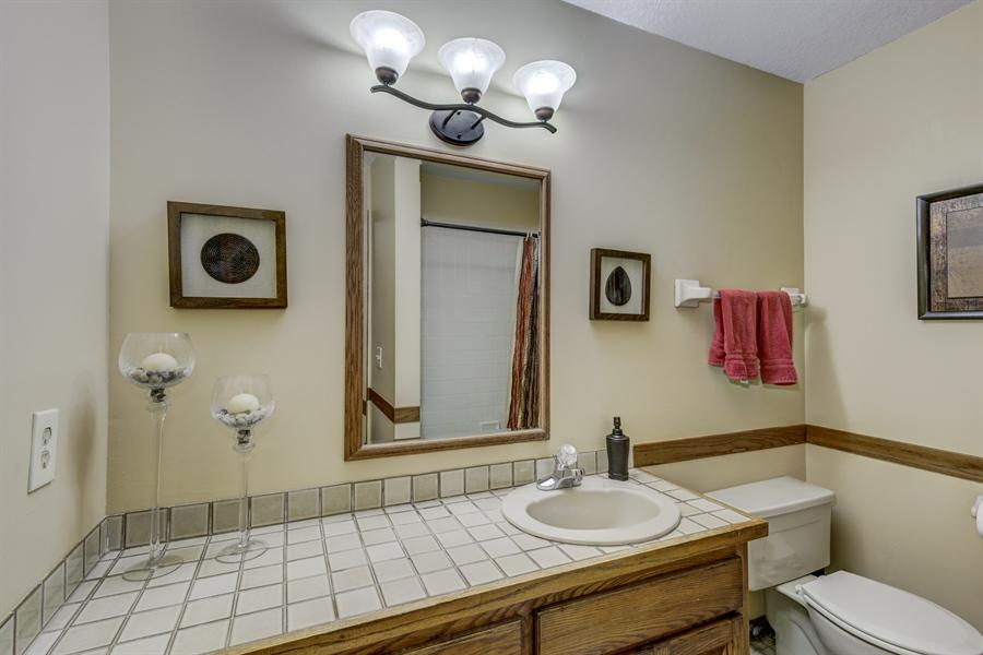 Real Estate Photography - 12529 Danbury Way, Rosemount, MN, 55068 - Bathroom