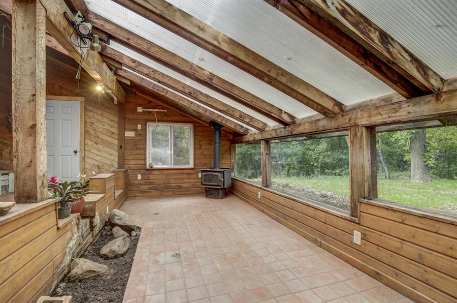 Real Estate Photography - 12529 Danbury Way, Rosemount, MN, 55068 - Sunroom