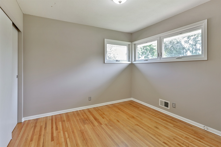 Real Estate Photography - 6225 France Ave N, Brooklyn Center, MN, 55429 - 3rd Bedroom