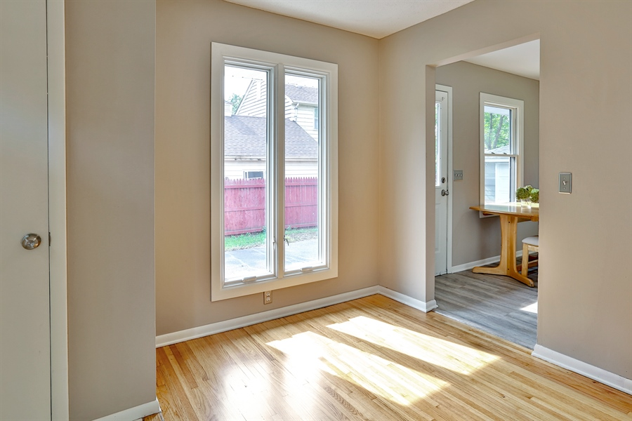 Real Estate Photography - 6225 France Ave N, Brooklyn Center, MN, 55429 - Dining Room