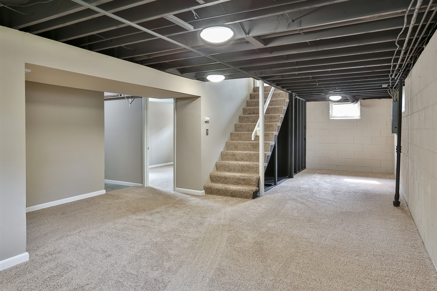 Real Estate Photography - 6225 France Ave N, Brooklyn Center, MN, 55429 - Basement