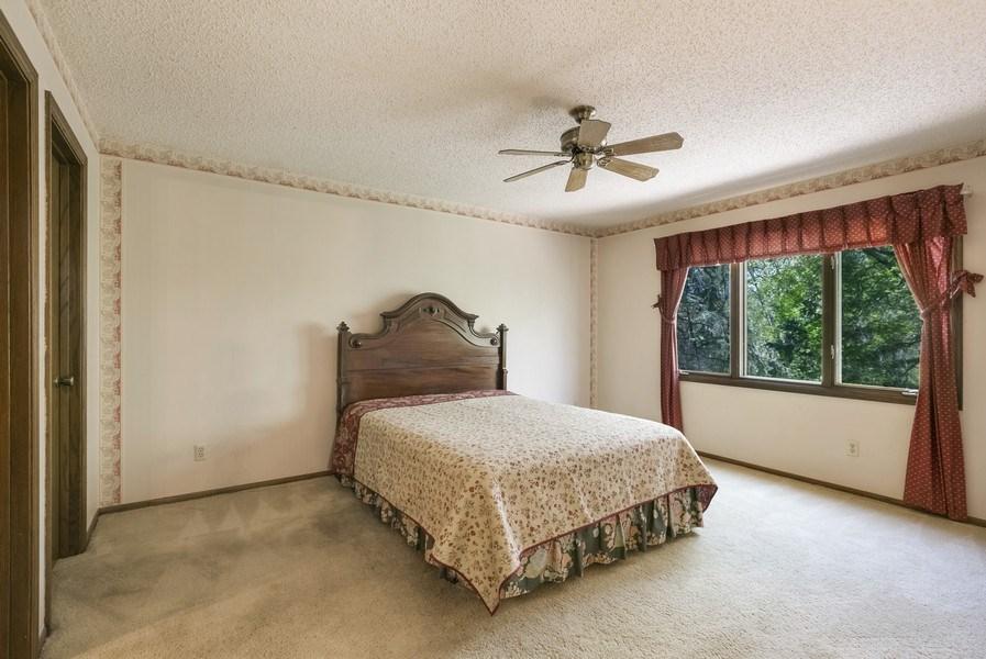 Real Estate Photography - 13421 Penn Ave S, Burnsville, MN, 55337 - Master Bedroom