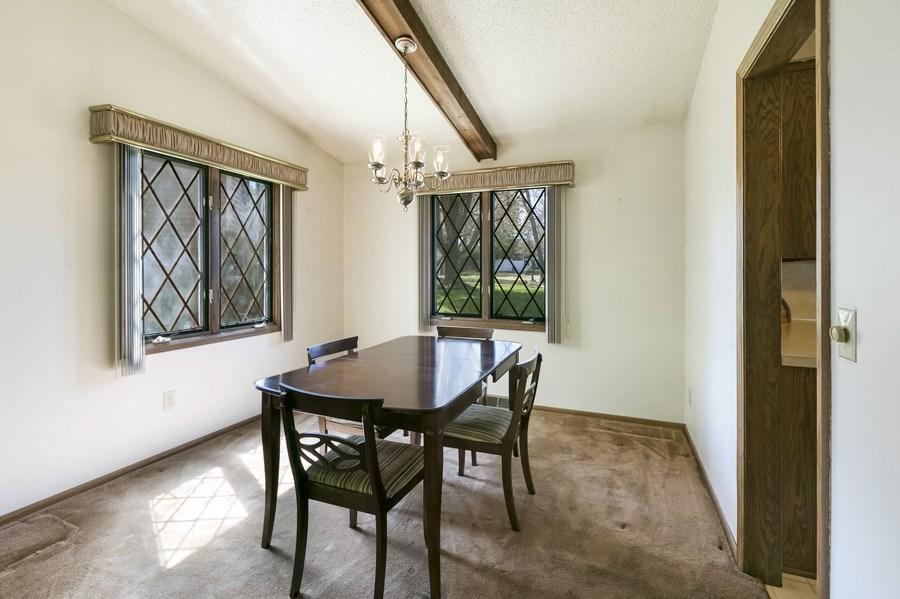 Real Estate Photography - 13421 Penn Ave S, Burnsville, MN, 55337 - Dining Room