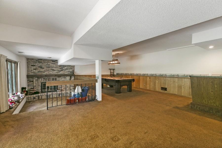 Real Estate Photography - 13421 Penn Ave S, Burnsville, MN, 55337 - Basement