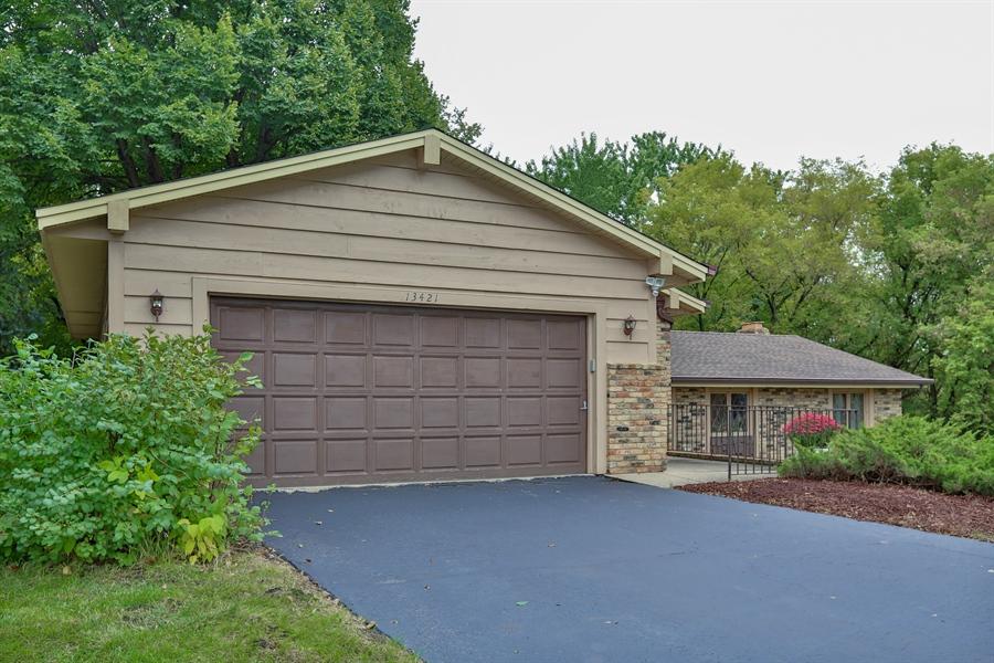 Real Estate Photography - 13421 Penn Ave S, Burnsville, MN, 55337 - Garage