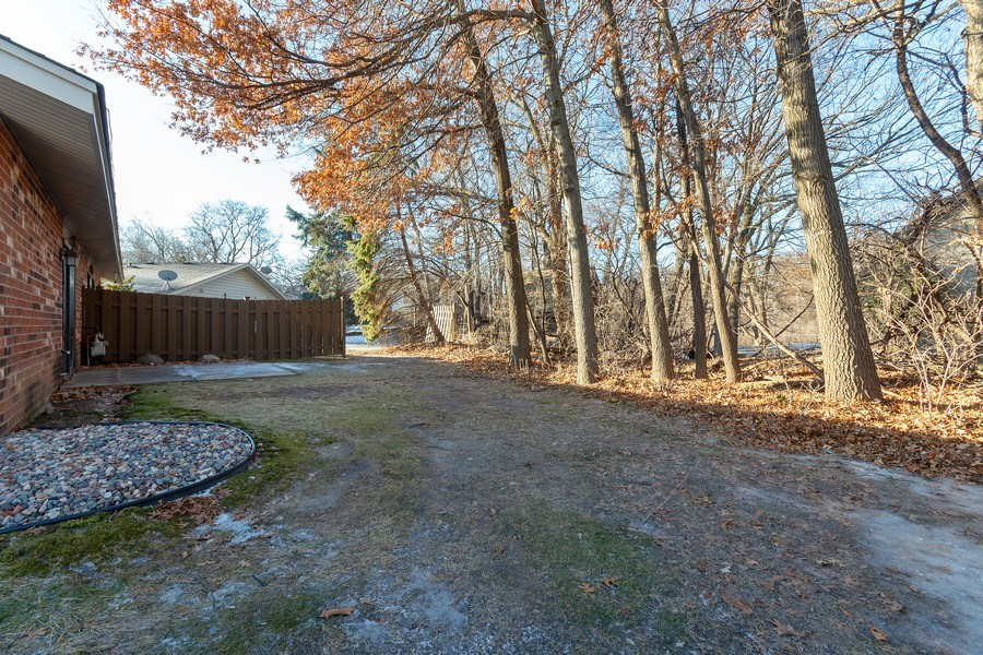 Real Estate Photography - 2308, Wildwood Trail, Minnetonka, MN, 55344 - Back Yard
