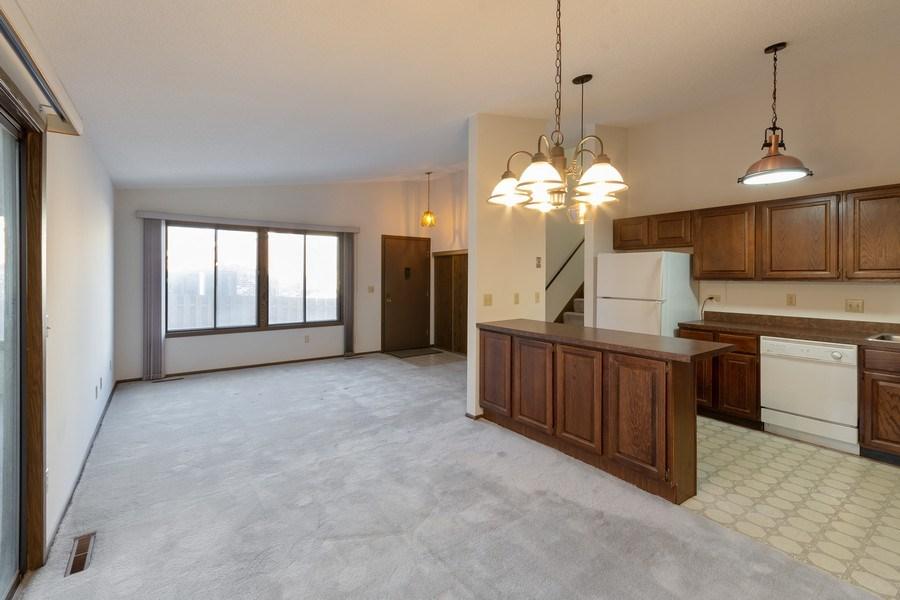 Real Estate Photography - 2308, Wildwood Trail, Minnetonka, MN, 55344 - Living Room/Dining Room