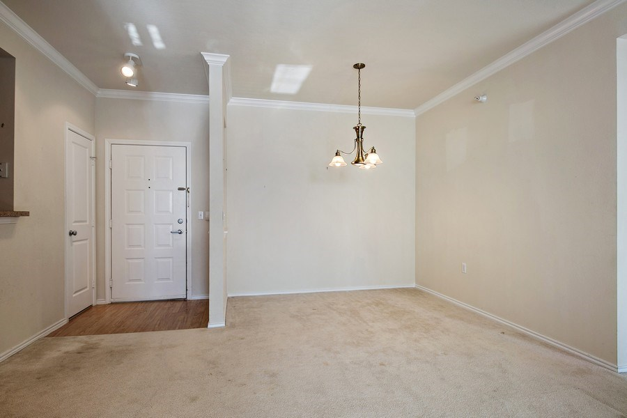 Real Estate Photography - 13570 Technology Dr, Unit 2216, Eden Prairie, MN, 55344 - Dining Room