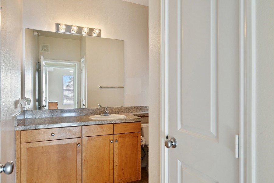 Real Estate Photography - 13570 Technology Dr, Unit 2216, Eden Prairie, MN, 55344 - Bathroom
