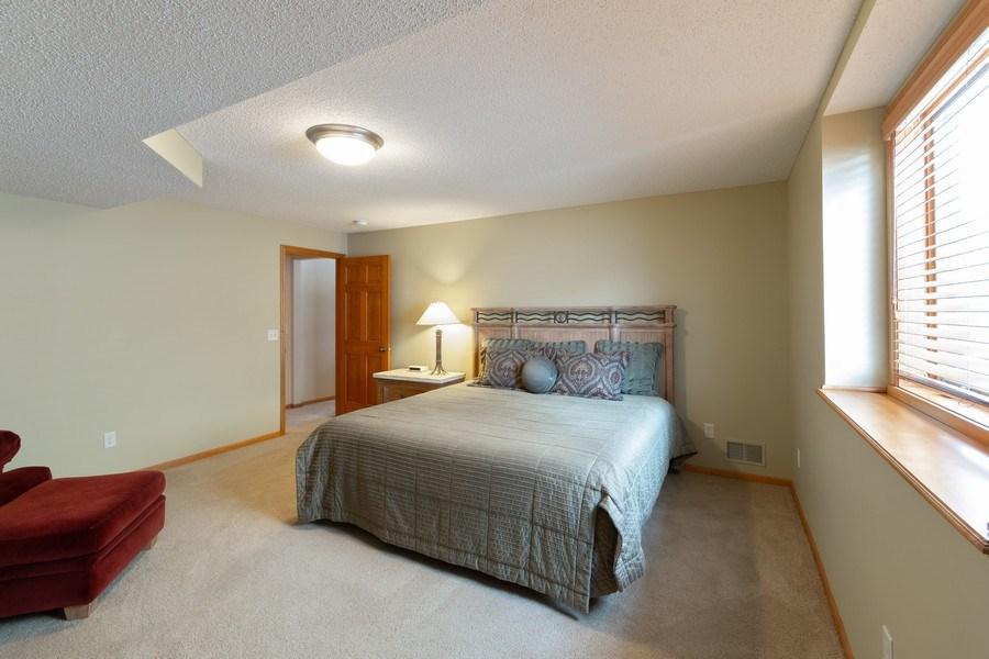 Real Estate Photography - 11860 Germaine Terrace, Eden Prairie, MN, 55347 - 2nd Bedroom