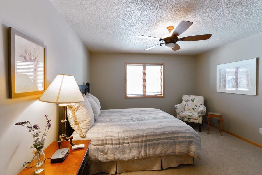 Real Estate Photography - 11860 Germaine Terrace, Eden Prairie, MN, 55347 - Bedroom