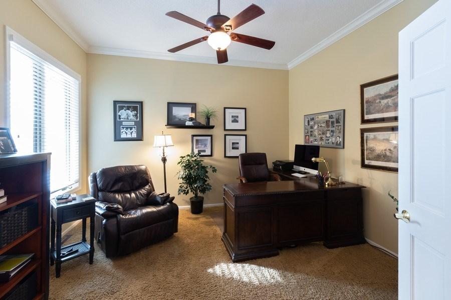 Real Estate Photography - 11860 Germaine Terrace, Eden Prairie, MN, 55347 - Office
