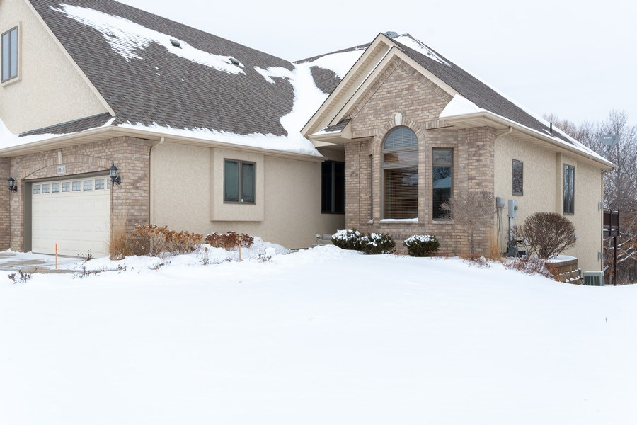 Real Estate Photography - 11860 Germaine Terrace, Eden Prairie, MN, 55347 - Front View