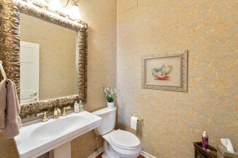 Real Estate Photography - 11860 Germaine Terrace, Eden Prairie, MN, 55347 - Bathroom