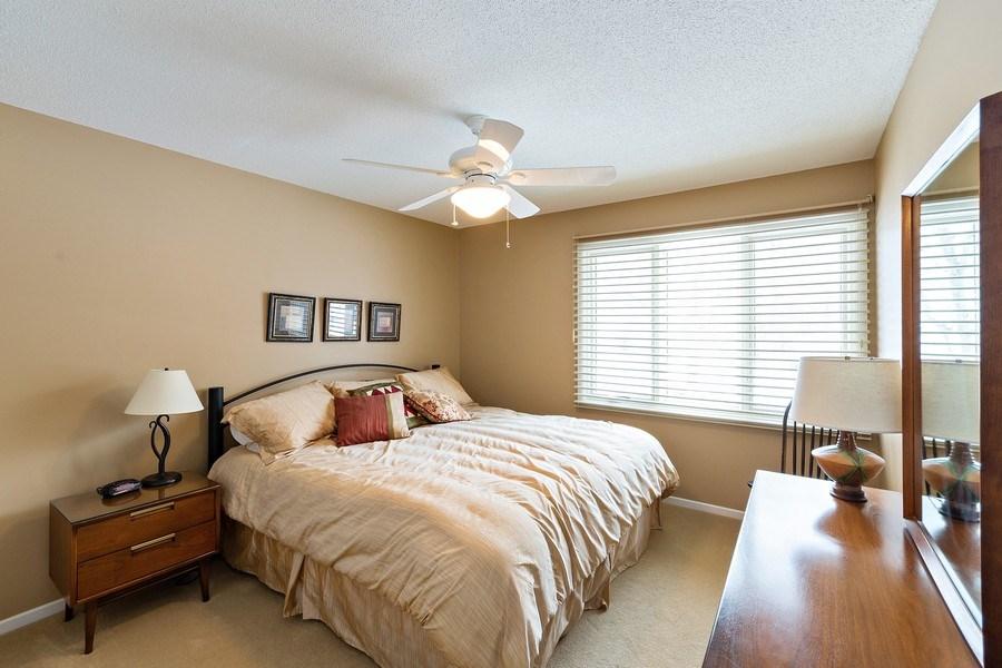 Real Estate Photography - 8137 Pennsylvania Circle, Bloomington, MN, 55438 - 2nd Bedroom